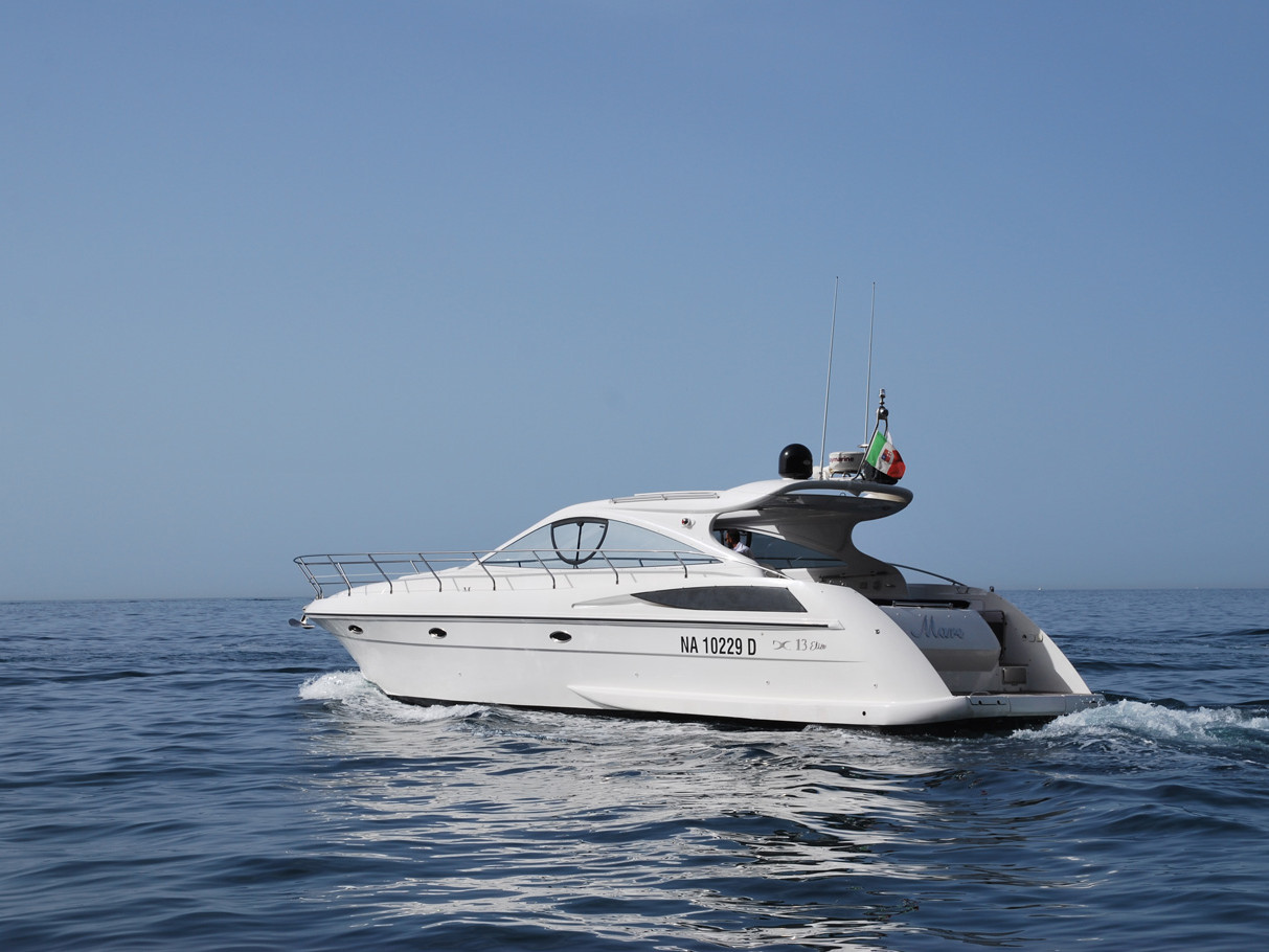 Mare Della Pasqua 50 |  Amalfi coast boat rental