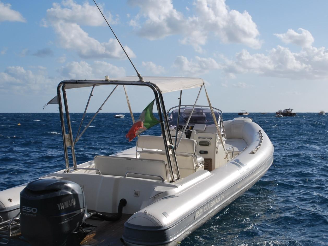 Giada - Uomo e il Mare excursions from Positano Fleet